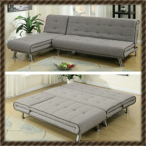 Gray Futon Sofa Bed Sofa Bed Couch Sectional Sofa Bed Couch