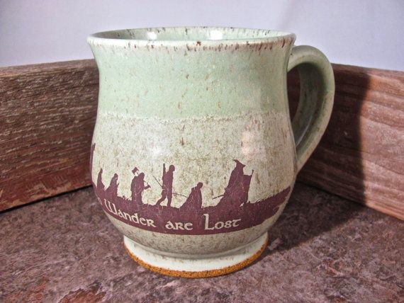 Mug - Lord of the Rings - The Hobbit - by Blaine Atwood - item 412