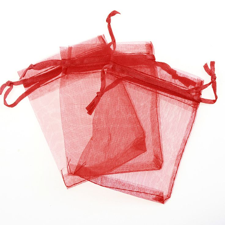 Find More Packaging Bags Information about 11*16cm 50pcs red gift bags for jewelry/wedding/christmas/birthday Yarn bag with handles Packaging Organza Bags,High Quality bag angel,China bag computer Suppliers, Cheap bag web from Playful beauty department store on Aliexpress.com