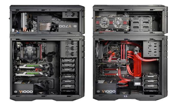 Cooler Master HAF Stacker - Google Search