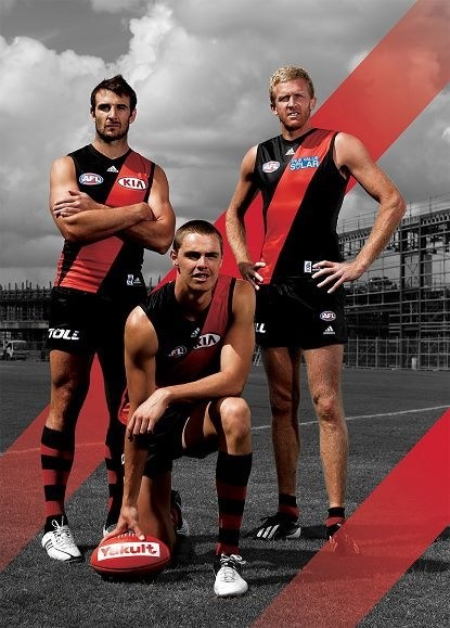Family legacy ~ Watson, Daniher and Fletcher