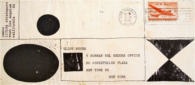 Eames letter.
