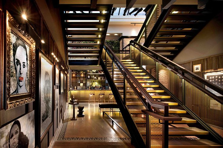 1000 images about tara bernerd thompson chicago on for Thompson hotel chicago