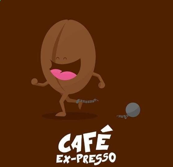 Buenos días Tenedores!! Qué mejor que empezar el día con un buen #café mañanero? A nosotros, nos gusta Ex-presso como el de la foto ¡Por fin es #viernes, feliz fin de semana! ➫➫➫ http://www.diverint.com/memes-de-risa-prohibido-nadar