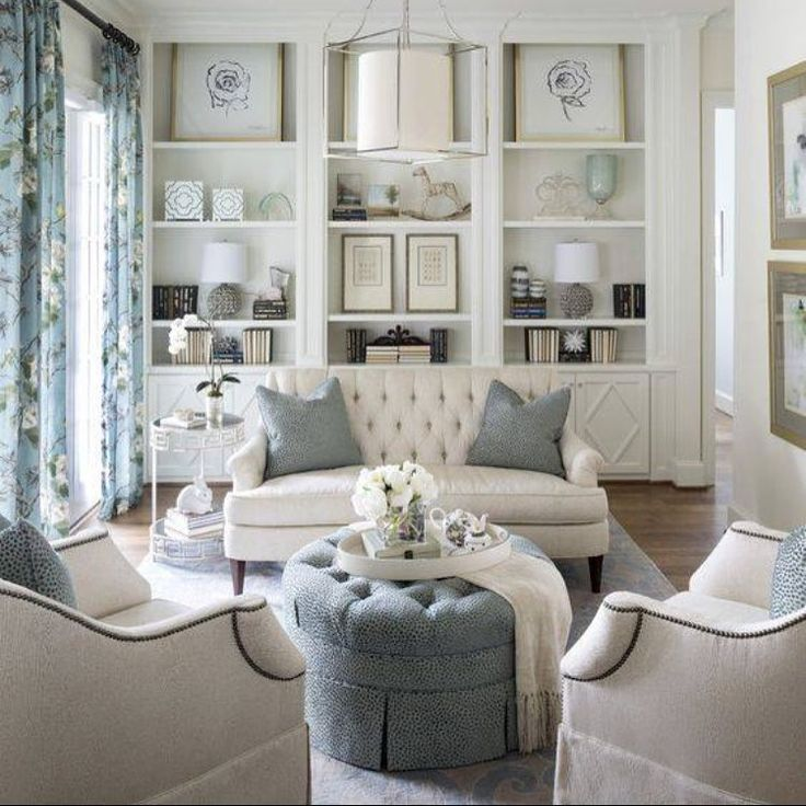 Small Formal Living Room Ancient Ivory By Benjamin Moore Paint Color Heather Scott Home