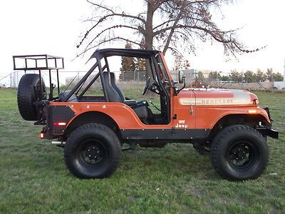 jeep renegade cj5 images | 1976 Jeep Cj5 1976 jeep cj5 renegade