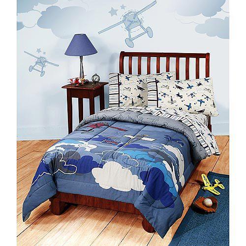 Plane Crazy Bed Comforter Disney Airplanes Bedding