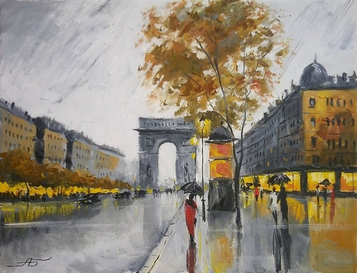 COSICAS VARIAS: Unforgettable París   Alexander Bolotov [Александр Болотов]