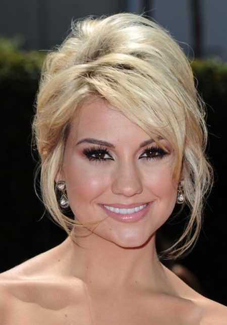 short hair elegant styles 10 ideas about updo hairstyle on wedding hair 2534 | 681113a588b23f52b31b2562731bfb24