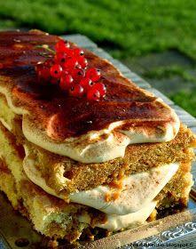 Tiramisu  kakku