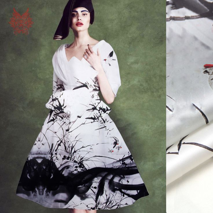 Find More Fabric Information about Designer luxury inkjet positioning print 100%silk organza fabric for dress pure silk fabric  tissue tela tejido 14mm SP3660,High Quality fabric wall,China fabric laser cutting machine price Suppliers, Cheap fabric geotextile from Sproat Textile Factory Outlet on Aliexpress.com