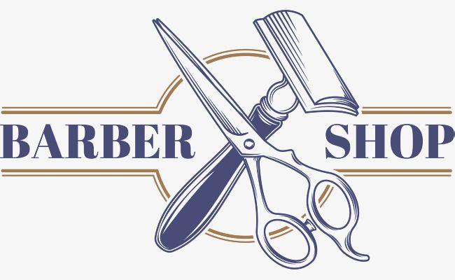 Barber Shop Label Vector Png Scissors Hand Scissors Png Transparent Clipart Image And Psd File For Free Download Barber Shop Salon Decals Barber