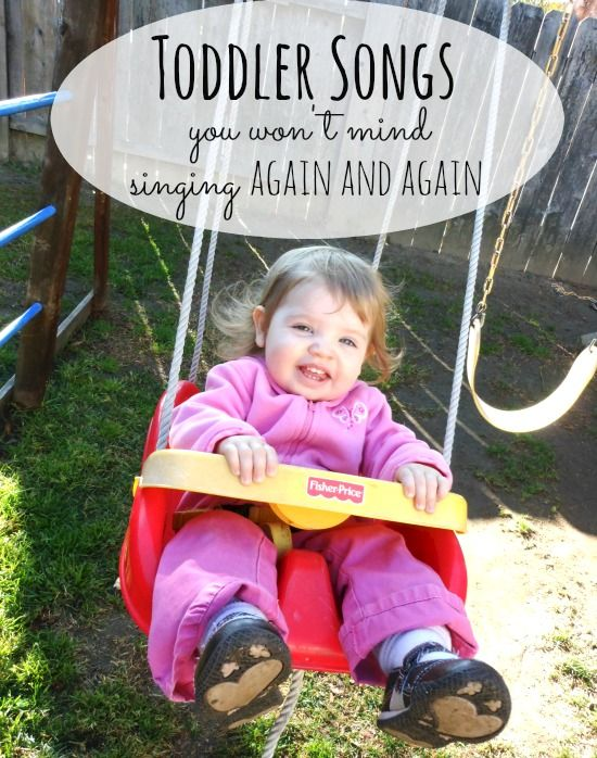 5 toddler songs (with video examples). Do you sing to your Toddler? Here's why you should.
