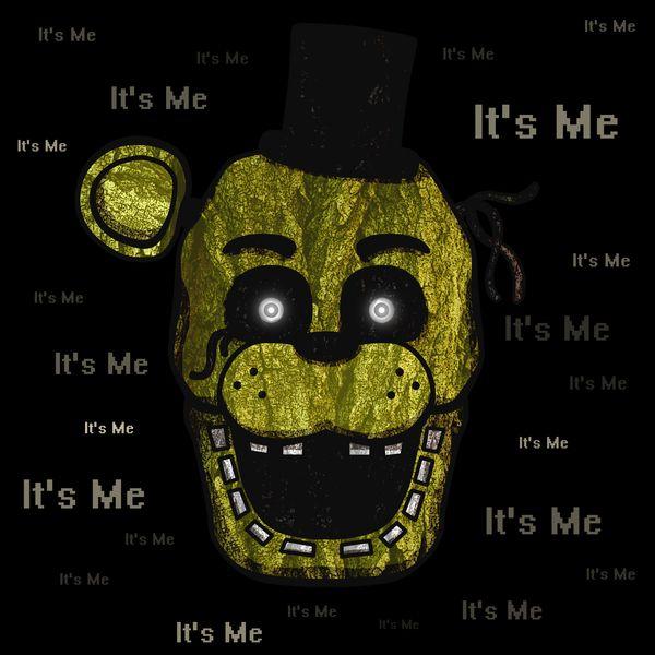 Phantom Fred - It's Me   Five nights at freddy's, Fnaf ...