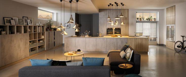 Moderní kuchyně   Kuchyně SCHMIDT