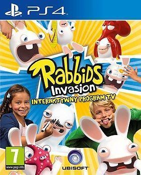 Rabbids Invasion: Interaktywny program TV (PlayStation 4) - Ubisoft