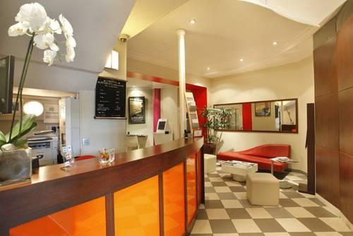 Simple yet modern hotel right next to the Jardin des Plantes in Paris ** Libertel Austerlitz Jardin des Plantes Hotel