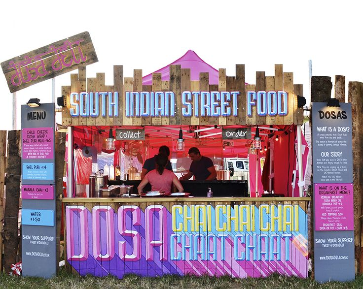 indian street food stalls – Google Search