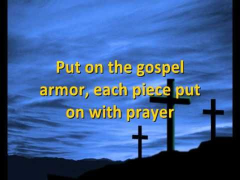 """Sample of videos being made for use in worship service. Song: """"Stand Up, Stand Up For Jesus"""" by Promise Keepers."""