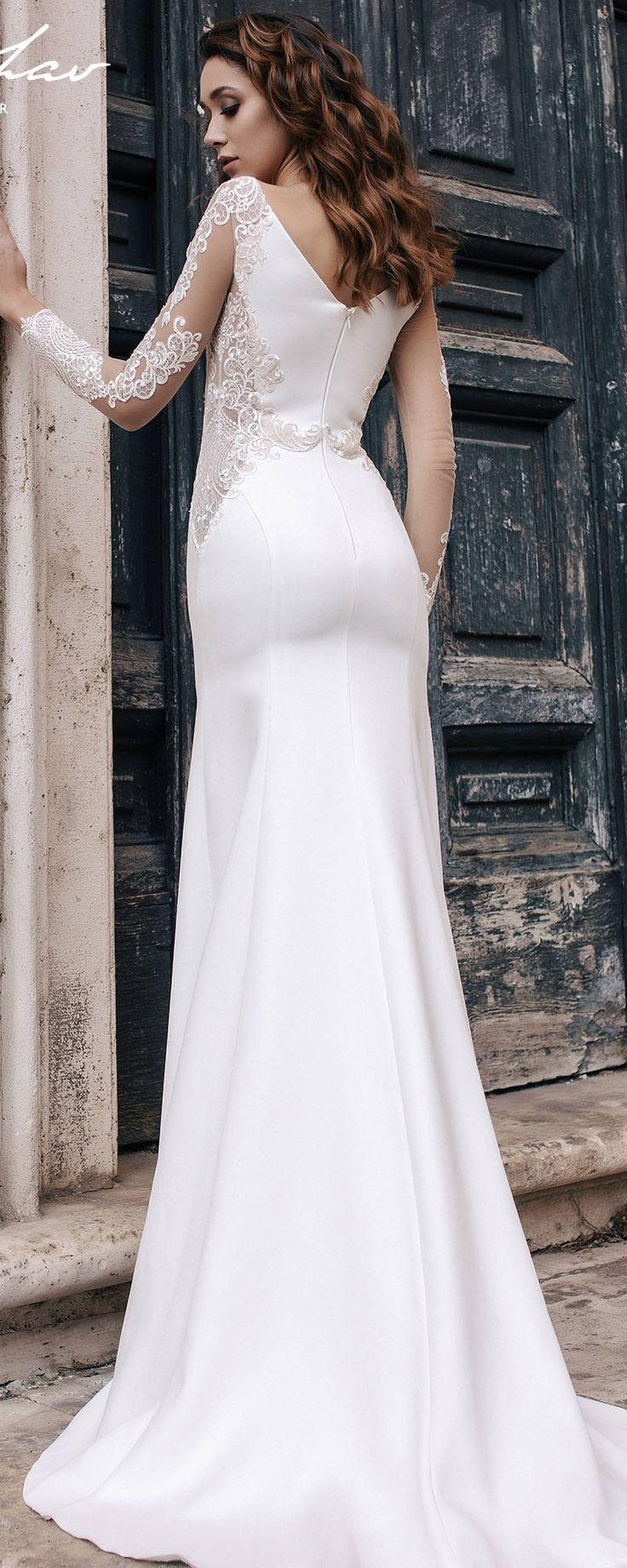 Wedding dress Cher. Bridal dress. Lace wedding dress