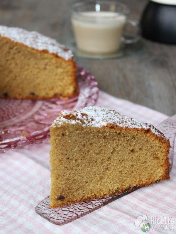 Come fare la torta al cappuccino