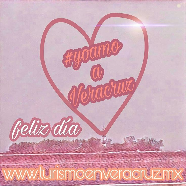 #yoamoaVeracruz Feliz día de #SanValentin http://www.turismoenveracruz.mx