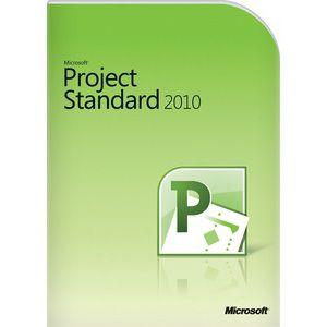 Download Microsoft Project Standard 2010