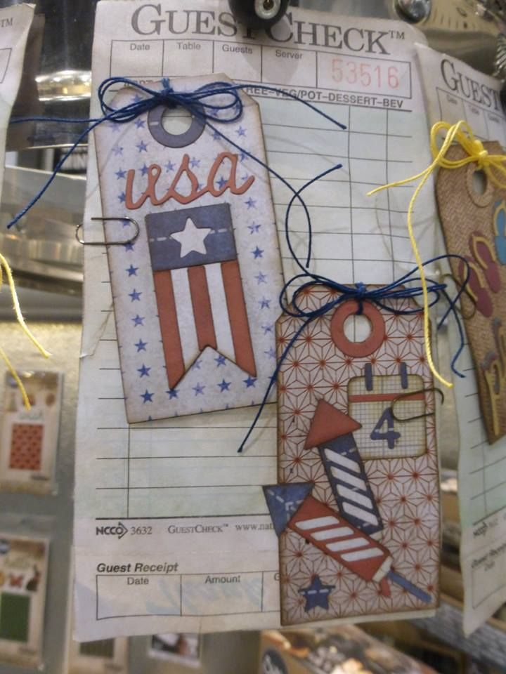 Tim Holtz Side Order dies - love these! Simple Pleasures Rubber Stamps and Scrapbooking, Colorado Springs, CO.