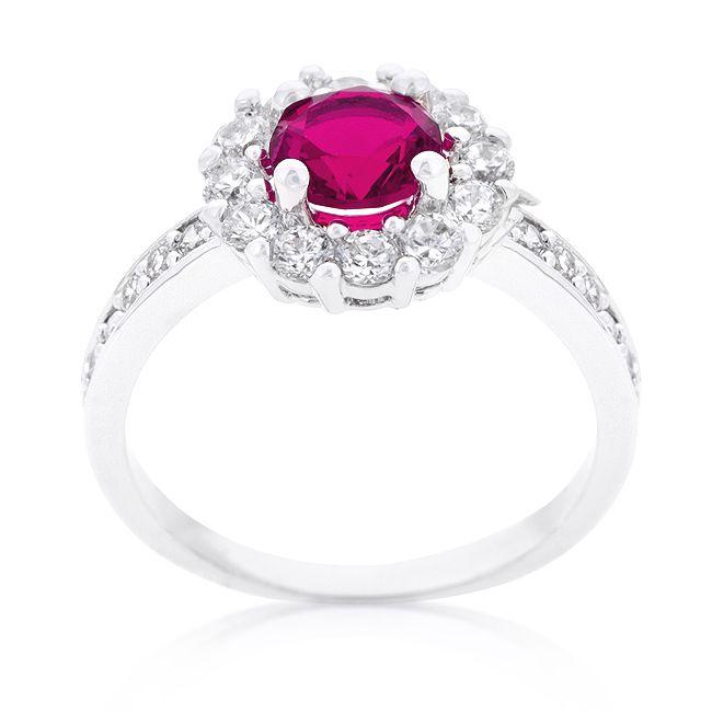 Kate Bissett Bella Birthstone Engagement Ring