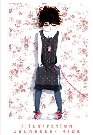 Fashion Illustration by Sophie Griotto