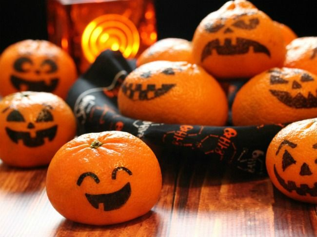 halloween healthy food recipes