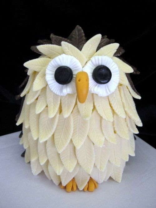 Owl cake...must have