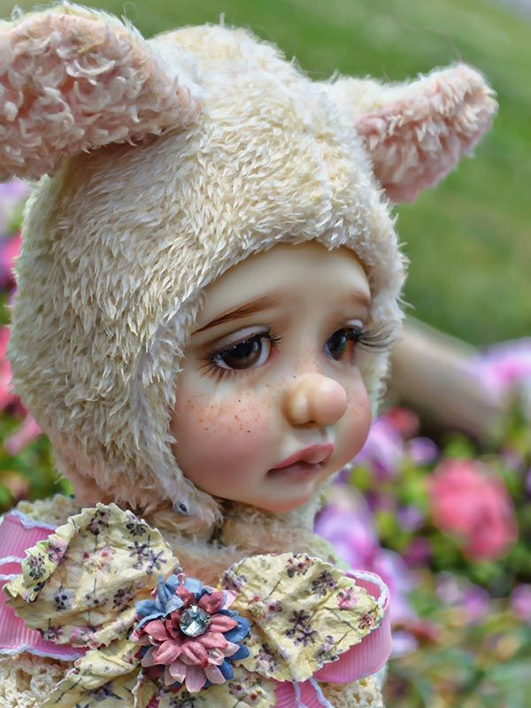 Mon cheri's bjd by Tracy P.