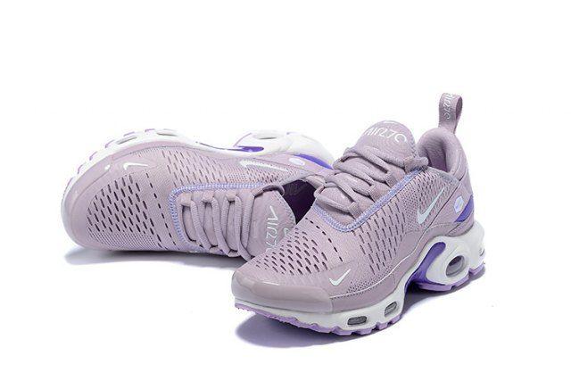 Nike Air Max 270 Tn Plus Purple White