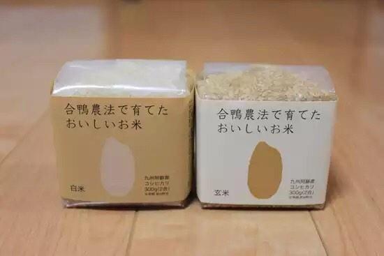 [商品紹介] お米キューブは、合鴨農法で育てたおいしいお米をお土産にもちょうど良い300g/2合入りでパッケージした商品です。 HP、道の駅阿蘇、中川政七商店さんで販売しています。  http://www.asoyuki.com/rice/feature.php…