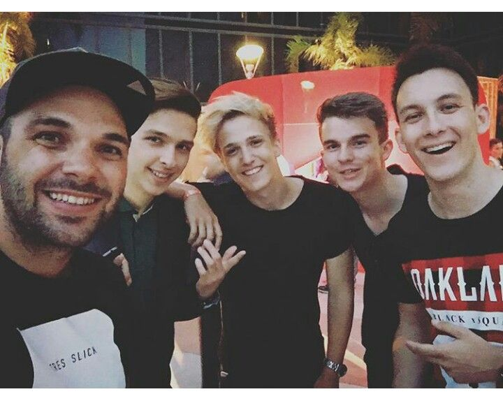 Pedro, MenT, Martin, Kovy, House #squadgoals