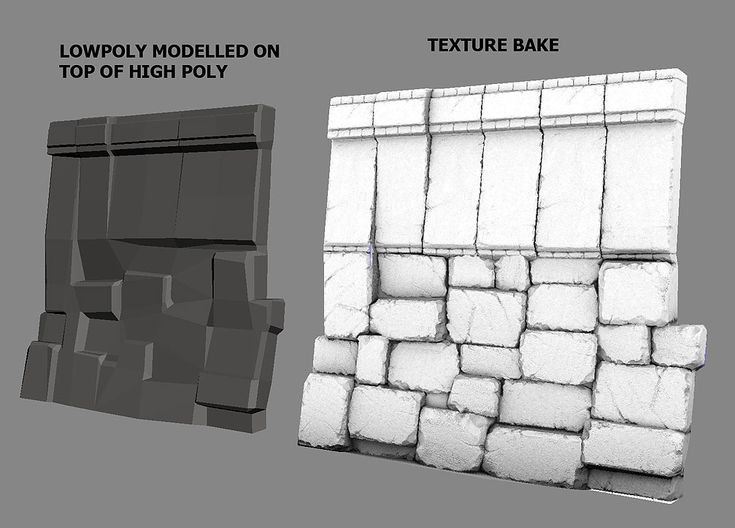 generic wall tutorial.
