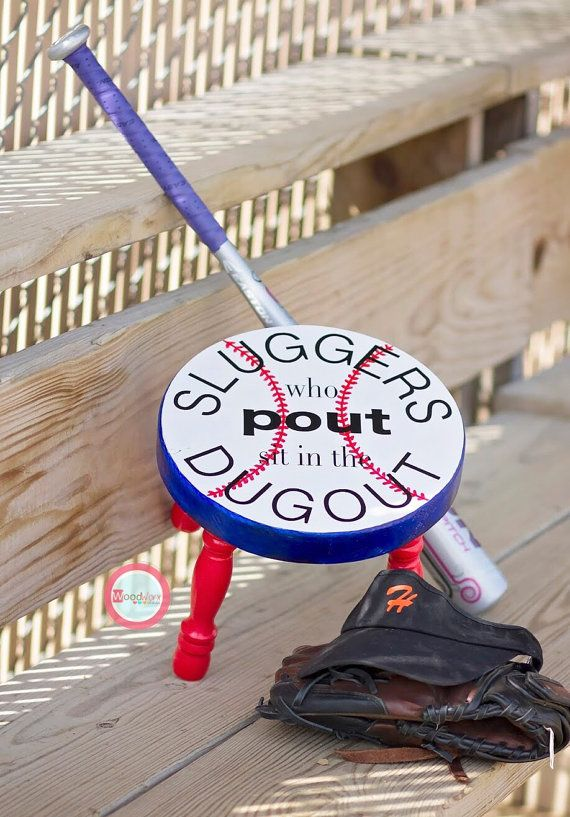 Handmade Sluggers Who Pout Quot Time Out Quot Stool Toddlers