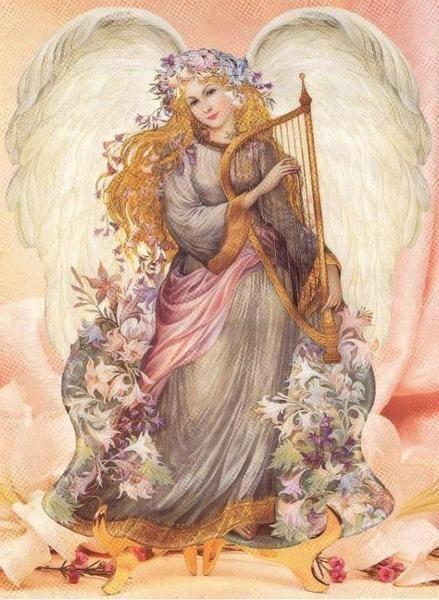 victorian angel desktop wallpaper - photo #10