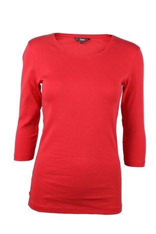 Signal, Unni LS T-shirt, Scarlet Red