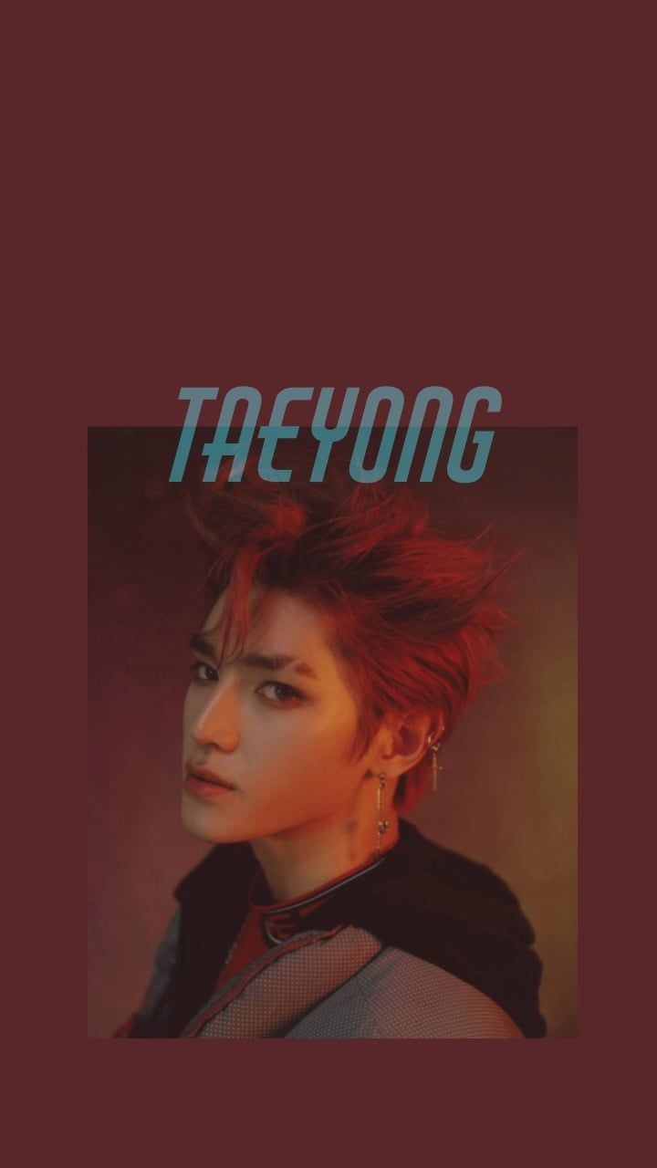 Nct Taeyong Wallpaperlockscreen Shared By Stephanie In