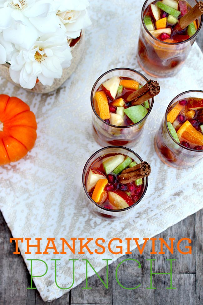 ... Spiced Apple Cider Punch | Spiced Apple Cider, Spiced Apples and Apple