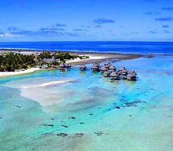 Tikehau Pearl Beach Resort, Tikehau, French Polynesia