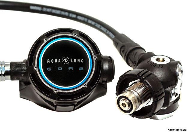 Détendeur Core Aqua Lung - http://www.divosea.com/les-rubriques-du-magazine/essai-materiel/essai-detendeur-core-aqua-lung/