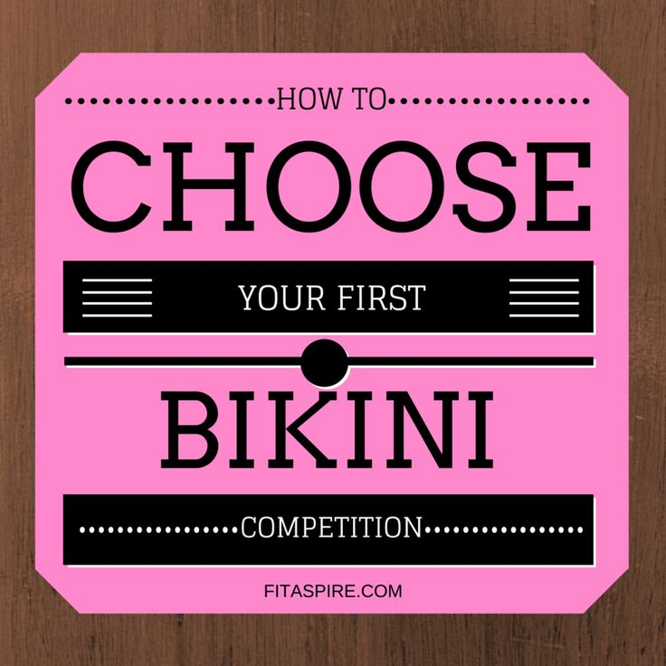 Thinking about trying a competition? Here are 4 thing you shoudl consider when choosing your first bikini competition. #bodybuilding #npc #wbff