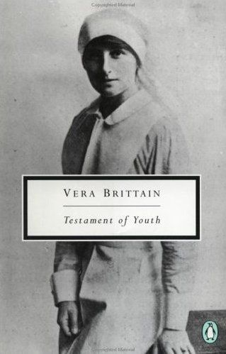 Testament of Youth by Vera Brittain - One of my favorite books ever. I *highly* recommend this one!