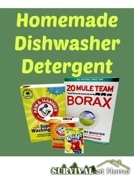 men clothing usa Homemade Dishwasher Detergent