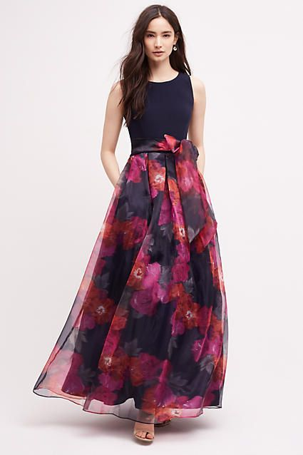 Eliza J Epanoui Gown #anthrofave