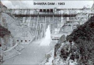 10 Interesting Facts About Bhakra Dam Almost all the basic tourism facilities are available in Nangal Township, s beautiful town positioned about 13 Kms from dam. Tourists have to visit Nangal in order to take pass to visit Bhakra Dam.