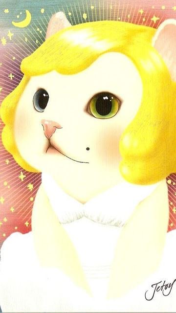 Jetoy #2Cat Art, Animetetoy Choo, Jetoy Choo Choo, Kitty Art, Crazy Cat, Cat Cat, Choo Cat, Cat Illustration, Cat Ads